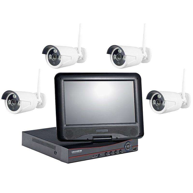 1080P 4CH WIFI NVR   AP-K9604E-W-PE3020-W