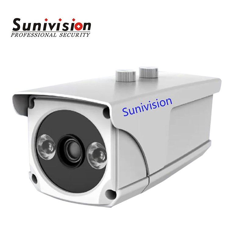 FIXED LENS 2ARRAY LED BULLET CAMERA D052