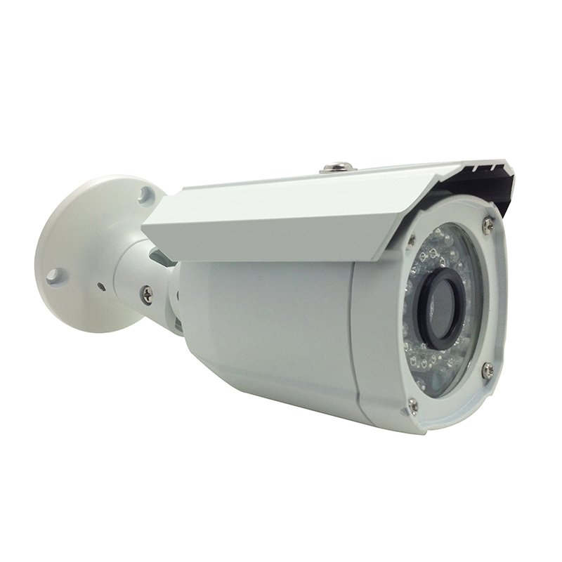 FIXED LENS 36LED BULLET IP CAMERA F101