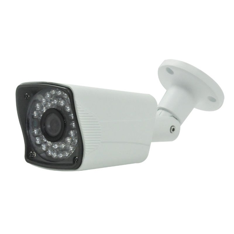 FIXED LENS 36LED BULLET IP CAMERA F106
