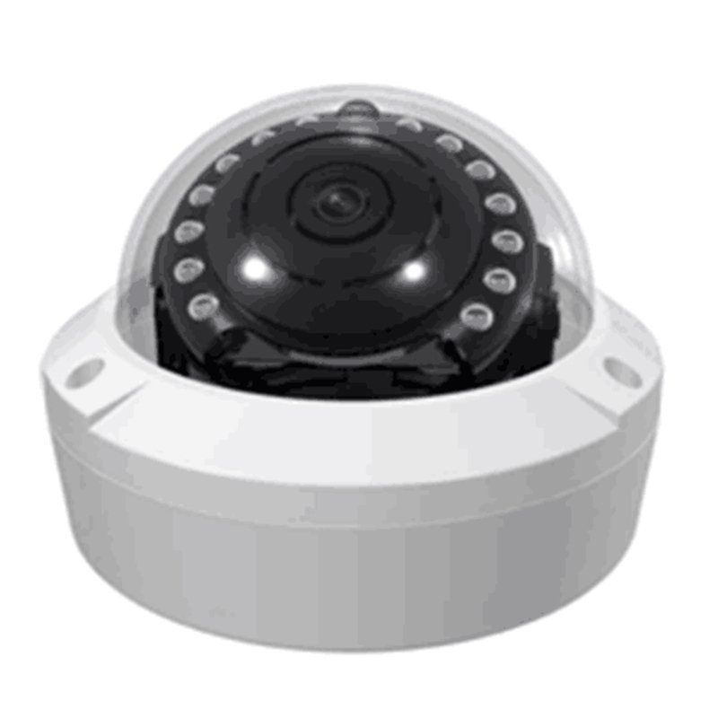 FIXED LEDS VANDAL DOME IP CAMERA B095
