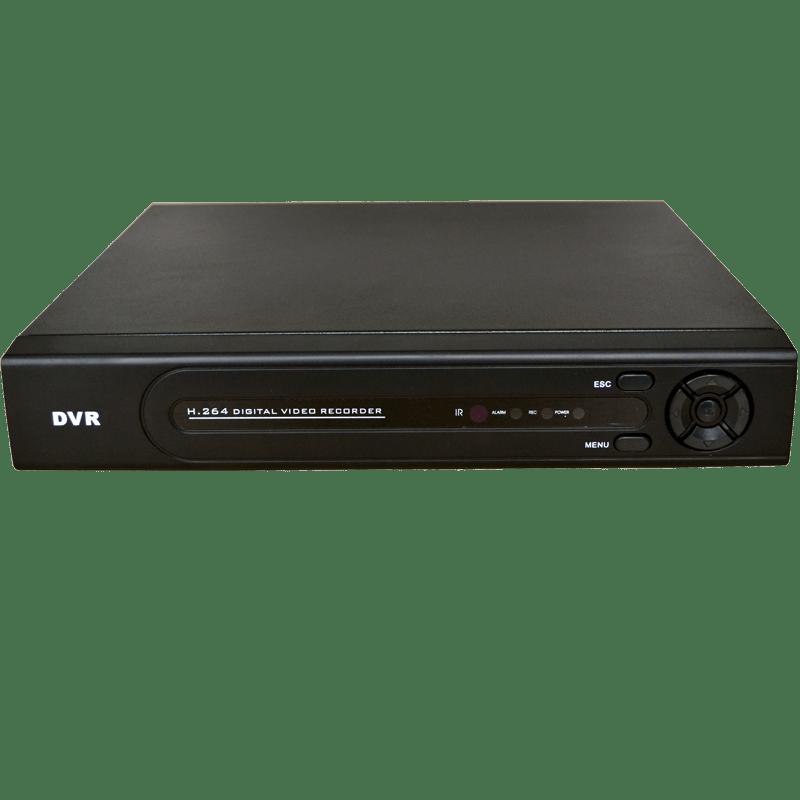 4CH 1080P POE NVR AP-NVR8904T-PLPOE
