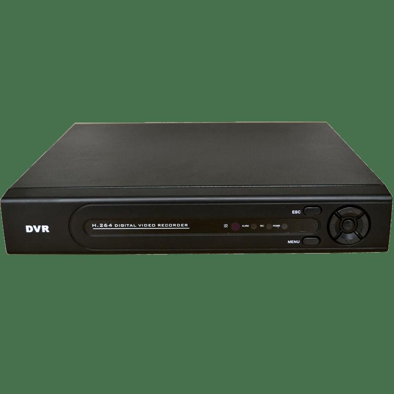 5 IN 1 4ch DVR AP-D7004T-H-E
