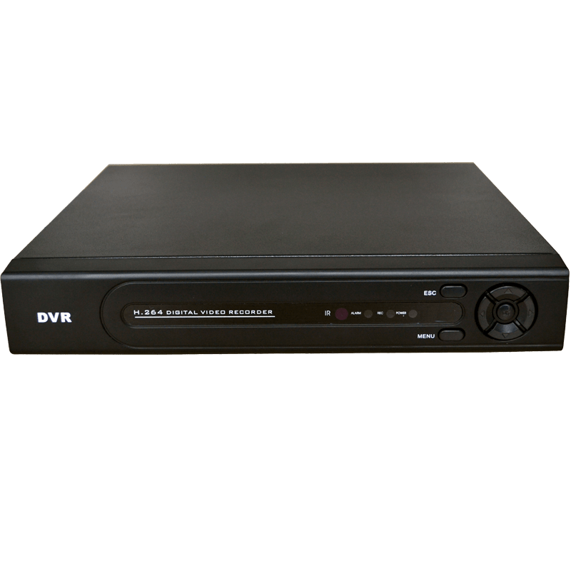 5 IN 1 8ch DVR AP-D7008T-H-E