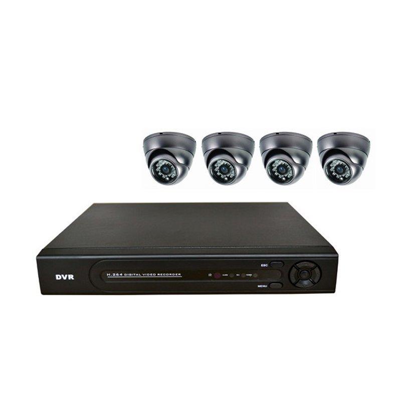 1080P 4CH AHD DVR KIT AP-KIT4A202