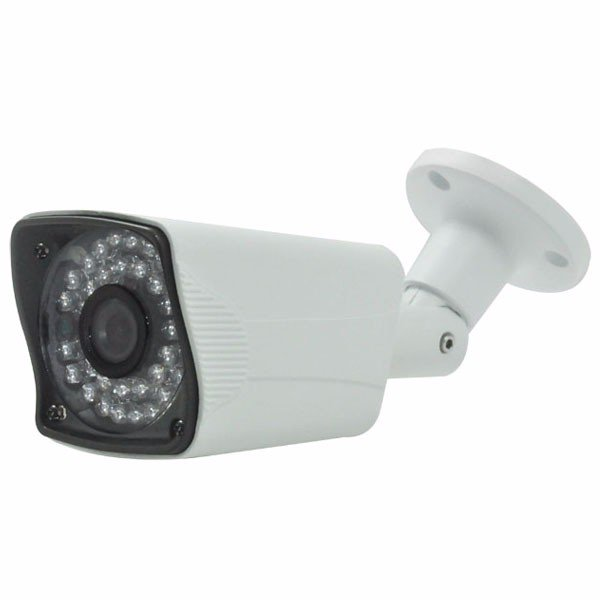 FIXED LENS 36LED BULLET CAMERA F106