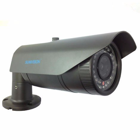 FIXED LENS 42LED BULLET CAMERA  F1109