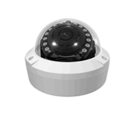 FIXED LEDS VANDAL DOME CAMERA B095