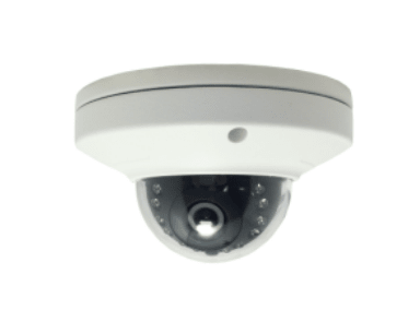 FIXED LENS 12LED EYE BALL DOME CAMERA B114