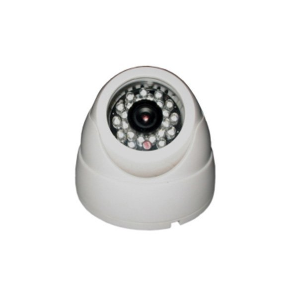 FIXED LENS 24LED DOME CAMERA B1250