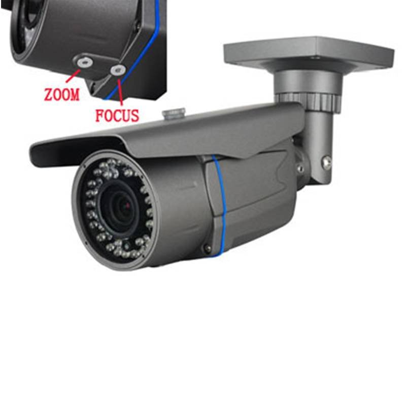 72LED VF LENS BULLET  IP CAMERA  F157